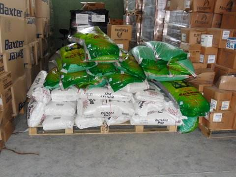 Rice and Beans for Haiti
